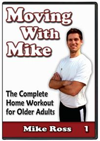 Moving With Mike DVD