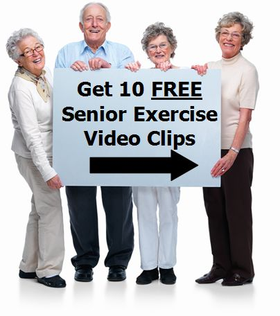 FREE Senior Exercise Video Clips